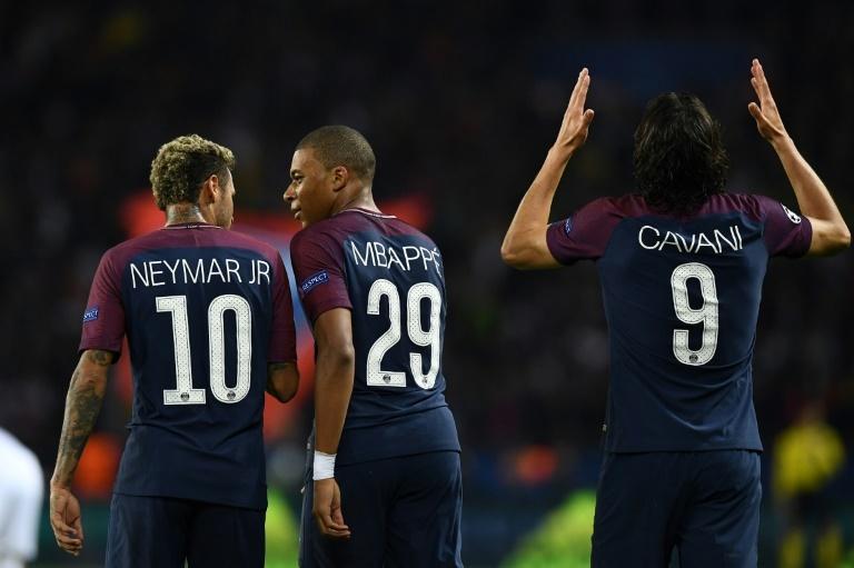 Neymar, mejor jugador de la temporada en la Ligue 1