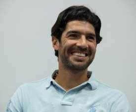Sebastián Abreu ha fichado por su equipo número 26. AFP