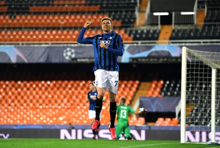 Atalanta ace Josip Ilicic floating after 4-goal wonder performance