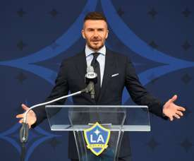 Beckham confesse ses pêchés. AFP
