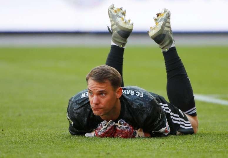 Rummenigge pense que Neuer prolongera avec le Bayern. AFP