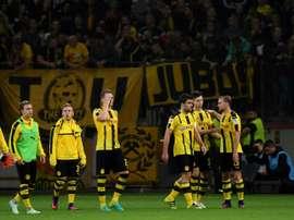 El Borussia Dortmund habría encontrado un futbolista propiedad del City de su estilo. AFP