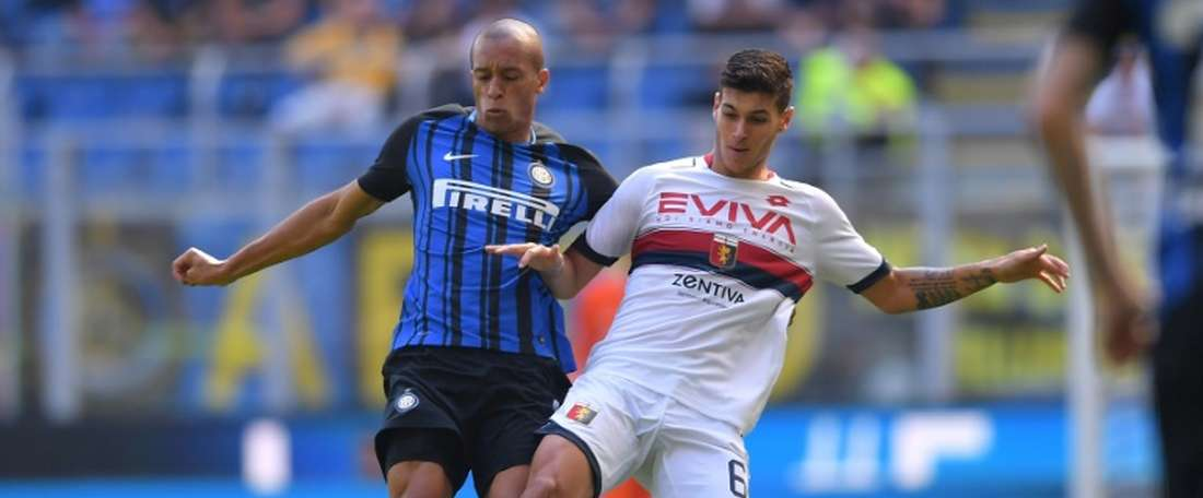 El conjunto turinés quiere a las jóvenes promesas del fútbol italiano. AFP