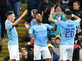 O medo que existe na volta da Premier League. AFP