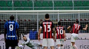Le formazioni ufficiali di Inter-Milan. AFP