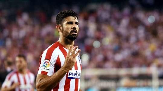 L'ICC permet à Diego Costa de jouer face à la Juventus. AFP