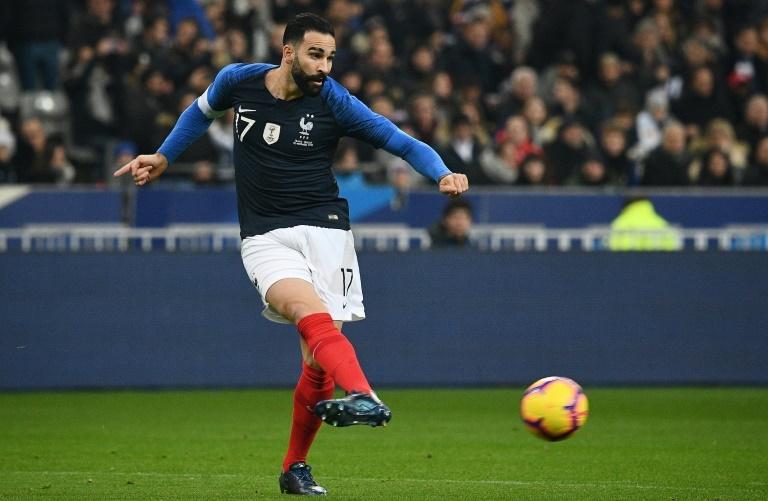 Didier Deschamps lâche un tacle à Adil Rami — BLEUS