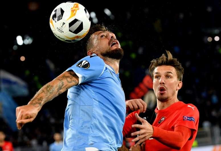 Luiz Felipe ha llamado la atención de los grandes de Europa. AFP