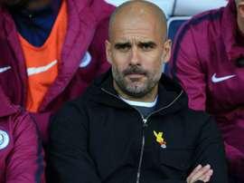 Guardiola tiene claro que debe ayudar a Foden a crecer. AFP