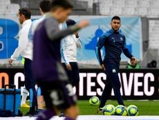 Marseille reprend l'entraînement le 26 juin. AFP