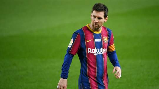 Messi is clear: he wants to play the final. EFE