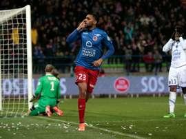 Rodelin anotó 10 goles en sus 36 partidos de la pasada temporada. AFP