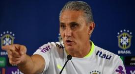 A seleção brasileira que vai brigar pelo hexa, será convocada hoje. AFP