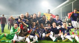 El Anderlecht quiere reforzar su plantilla este verano. AFP