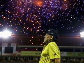 Maradona a déjà quitté l'hôpital après des examens de routine en Argentine (médias). AFP