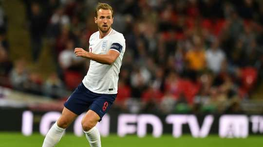 Spain are ready for Kane. AFP