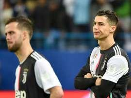La Serie A lo ha hecho oficial a través de un comunicado. AFP