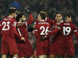 Vinte e três jornadas depois. equipe de Guardiola perde pela primeira vez para a Premier League. EFE