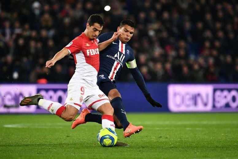 Le Milan veut récupérer Thiago Silva. AFP