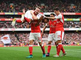 Will they repeat their 6-0 victory? AFP
