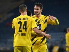 Le Bayern et Dortmund font le job. AFP