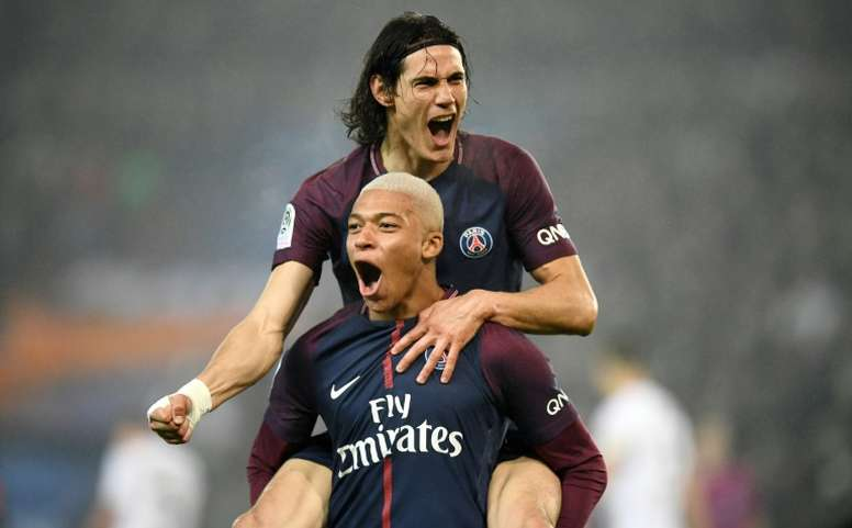 Cavani and Mbappe dropped for Troyes clash - BeSoccer