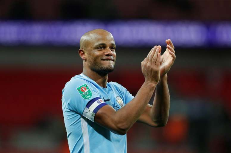 Kompany calls for cheap tickets. AFP