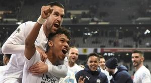 Les compos probables du match de Ligue 1 entre l'OM et le LOSC. afp