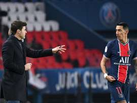 Mourinho wants Di Maria. AFP