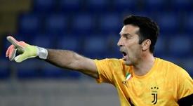 Buffon quer terminar seus estudos. AFP