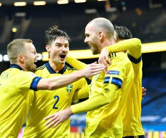 Ligue des nations: la Suède surprend et domine la Croatie
