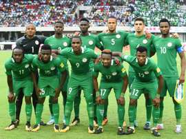Nigeria have qualified for the World Cup. AFP