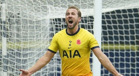 Neville says Harry Kane has bits of Zidane in him. AFP