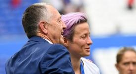 L'OL achète le Reign FC. AFP