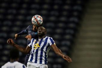 Moussa Marega signe avec Al-Hilal. AFP