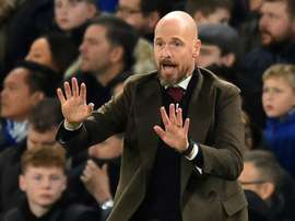 our Erik ten Hag, la Ligue des champions comme tremplin ? AFP
