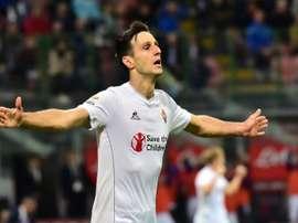 Kalinic capture continues AC Milan overhaul. AFP