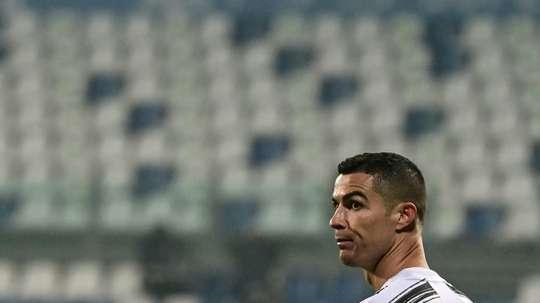 La police italienne ouvre une enquête contre Cristiano Ronaldo. afp