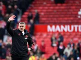 United a vendu tous ses abonnements en un temps-record. AFP