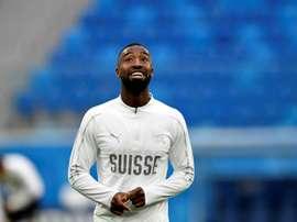 Djourou podría firmar con el SPAL. AFP