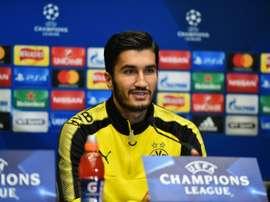 Sahin veut une place de titulaire. AFP