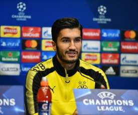 Sahin will combine his studies with his career. AFP