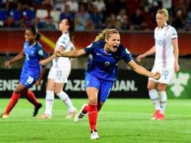 Tout savoir sur le Mondial 2019 féminin de France. AFP