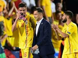 La Roumanie, pays hôte en plein doute. AFP