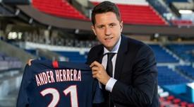 Ander Herrera, un 'crack' distinto. AFP