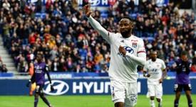 United still looking to sign Moussa Dembélé. AFP