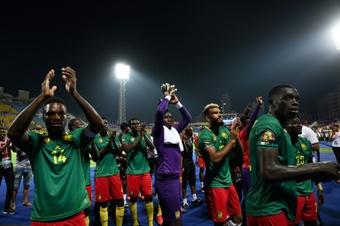Camerún y Benín, las grandes vencedoras del martes. AFP