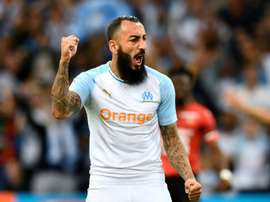 Mitroglou pode sair do Marselha. AFP