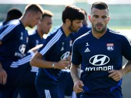 Le gardien de but portugais de Lyon, Anthony Lopes. AFP