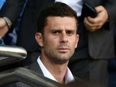 Thiago Motta nommé entraîneur du Genoa. AFP